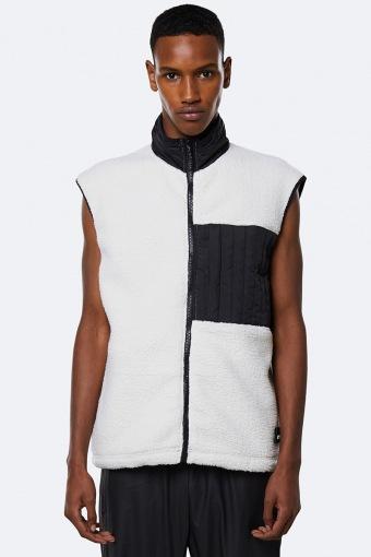 Fleece Vest 58 Off White