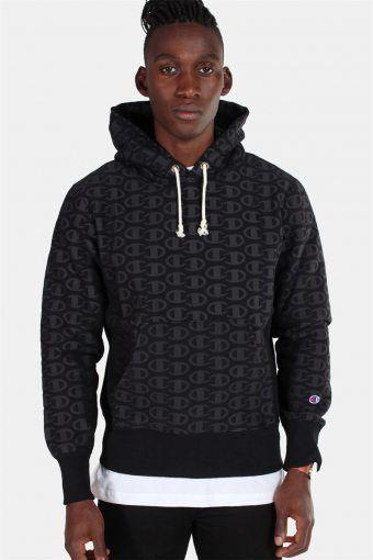 Hooded Sweatshirt Nbk/Allover