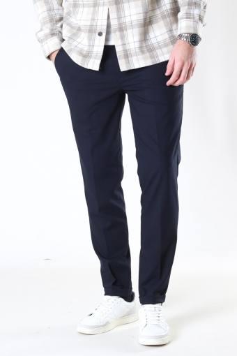 Saul Nickel Pants Navy