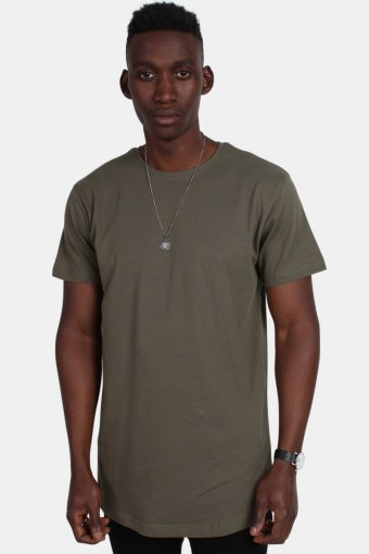 Uhrban Classics Tb638 T-shirt Olive