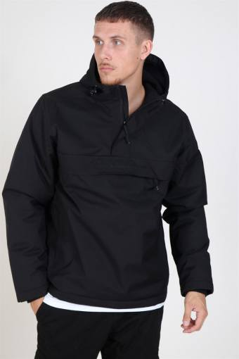 Frenzy Anorak Jacke Black