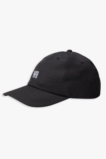 Jase Base Cap Black