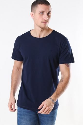 Austin Loose Fit T-shirt Dark Navy