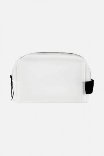 Wash Bag Small Foggy White