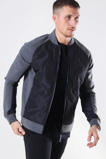 Wood Sport Jacke Black/Grey
