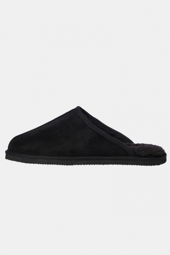 JFWDUDELY MICROFIBER SLIPPER ANTHRACITE Anthracite