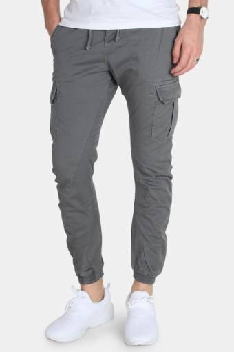 TB1268 Cargo Jogging Hose Dark Grey