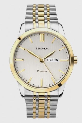 1666 Classic Two-Tone Bracelet Uhr