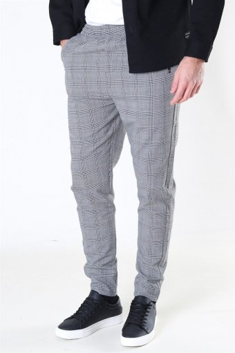 Suit Check Pant Grey Check