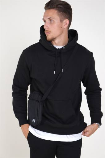 Soft Sweatshirts Hood Black