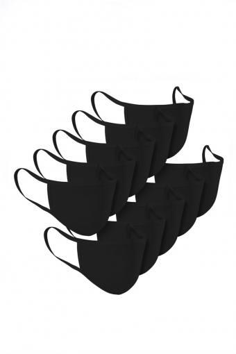 Mundstück 10-Pack Black