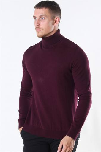 Berg Turtleneck Strik Winetasting
