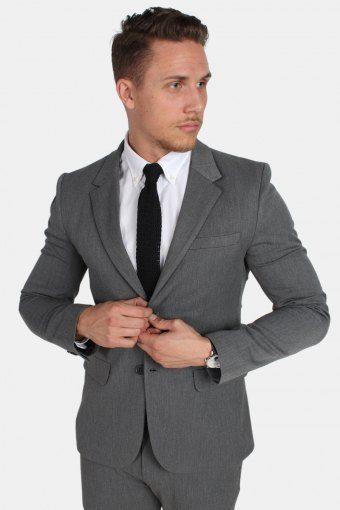 Blazer Jacke Como Grey