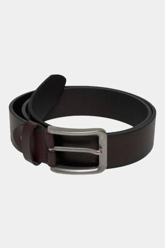 Charlton Leather Belt Brown