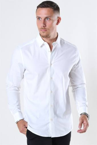 Bart Life LS Organic Hemd Noos White