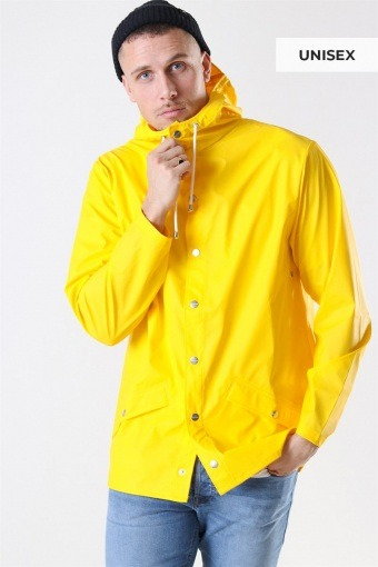 RegnJacke Yellow
