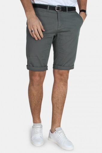 Jonas Stretch Shorts Forest