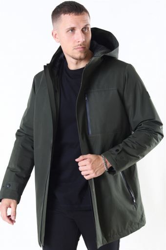 Tailored & Originals Rafaello Jacke Rosin