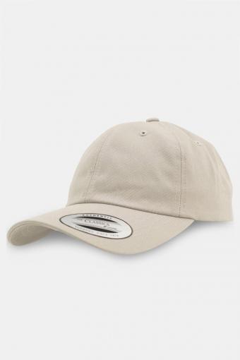 Flexfit Low Profile Cotton Twill Baseball Cap Stone