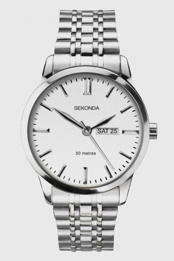 1664 Classic Stainless Steel Bracelet Uhr