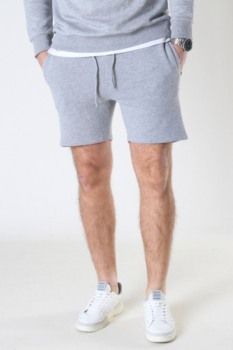 Knox jogger Recycle cotton shorts Twilight