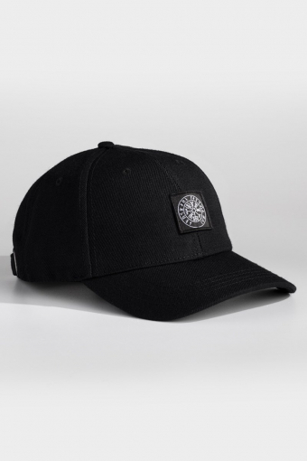 Vegvisir Patch Cap Black