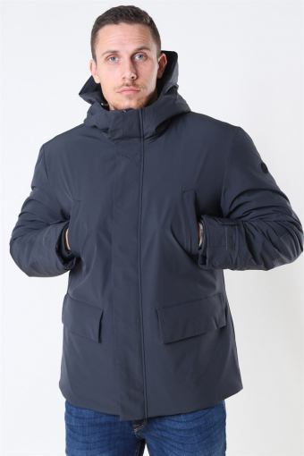 Mads Technical Warm Parka Jacke Grey