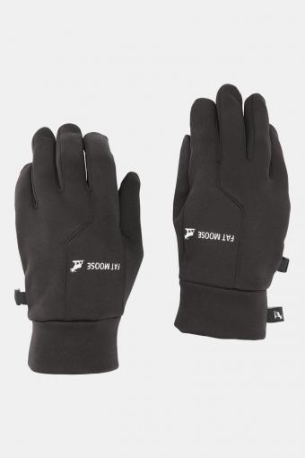 Dylan Tech Gloves Black