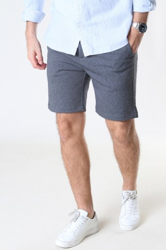 Prato Jersey Shorts Dark Grey Mix 02