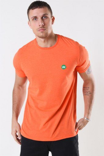 Timmi Recycled T-shirt Tangerine