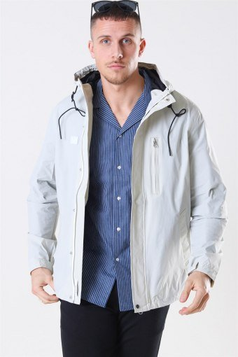 Eliott Technical Jacket Light Grey