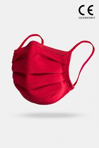 ISchuh Vital Supreme Line Face Cover Red