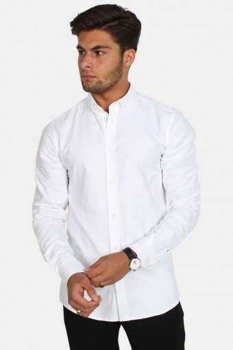 Tailored & Originals New London Hemd White