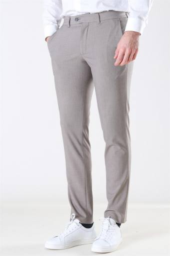 Slim-Carlo Flex StructUhre Pants Sand