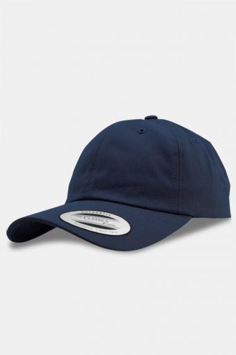 Flexfit Low Profile Cotton Twill Baseball Cap Navy