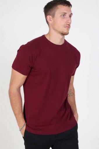 Basic T-shirt Bordeaux