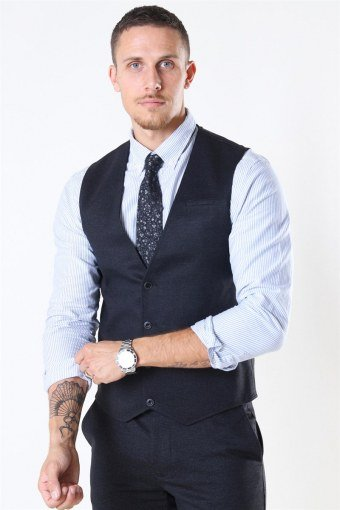 Coolidge Vest Mini Herringbone