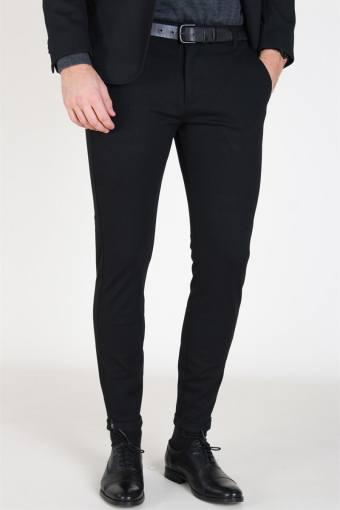 Pisa Jersey Pants Black