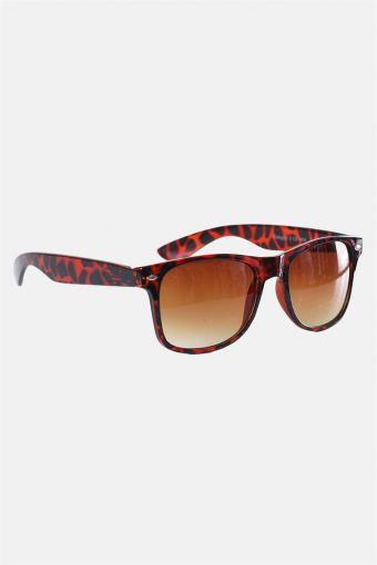 Fashion 1604 WFR Brown Havana Sonnenbrille Brown Gradient