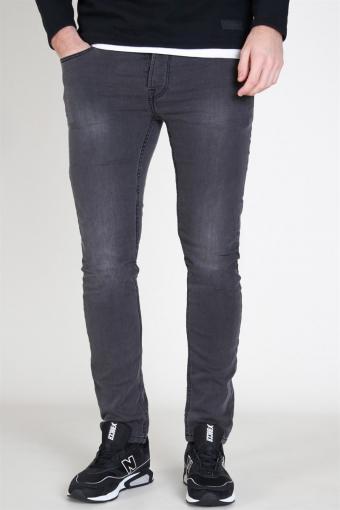 Loom Slim Jeans 4873 Black Denim