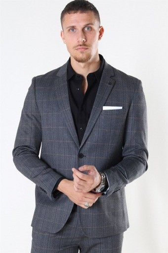 Clean Cut Sean Blazer Grey Check