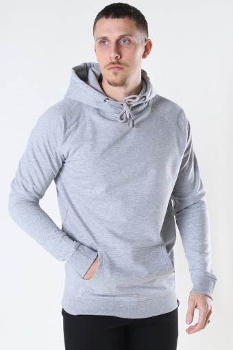 BASIC SWEAT HOODIE 003 Grey
