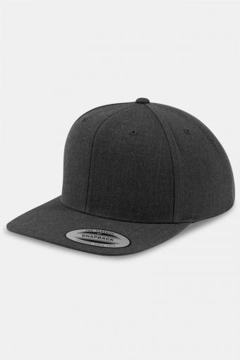 Flexfit Classic Snapback Cap Darkgrey