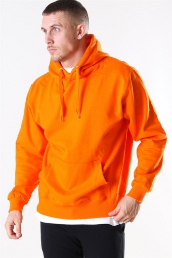 Hooded Sweatshirts Orange