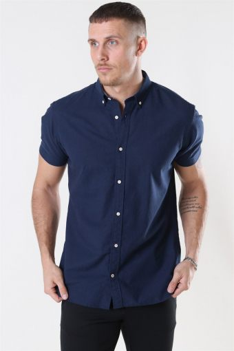 Summer Hemd S/S Navy Blazer