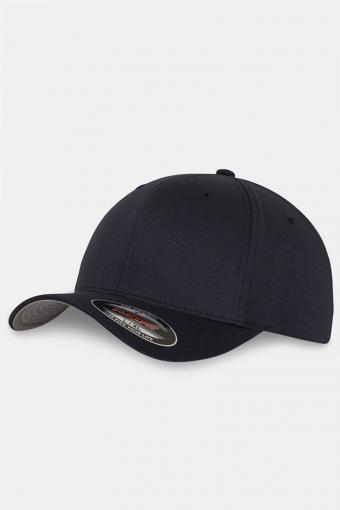 Flexfit Wooly Combed Original Cap Dark Navy