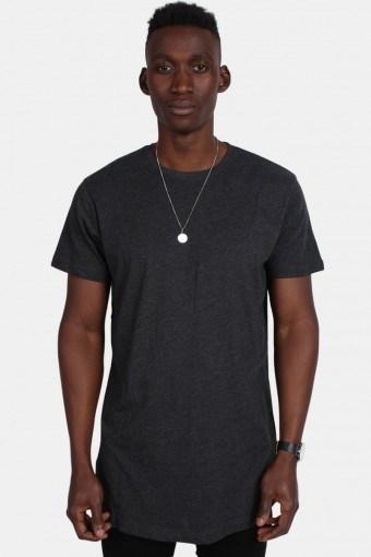 Uhrban Classics Tb638 T-shirt Charcoal