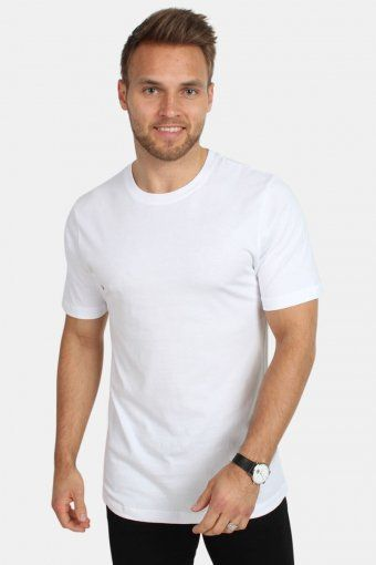 The Perfect Tee O-Neck Bright White