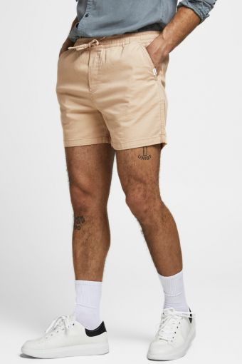 JJIJEFF JJJOGGER SHORTS AKM White Pepper