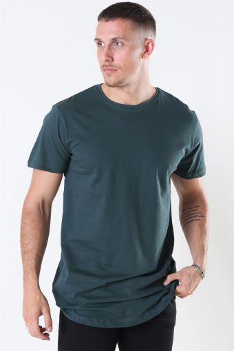 Uhrban Classics TB638 T-shirt Bottle Green